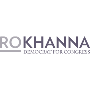 Ro Khanna: Democrat for Congress